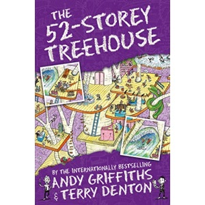 The 52-Storey Treehouse (The Treehouse Books): The Treehouse Books 05 (The Treehouse Series)