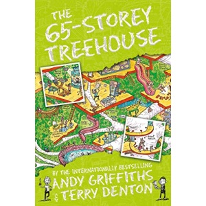 The 65-Storey Treehouse: The Treehouse Books 05 (The Treehouse Series)