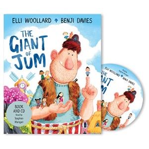 The Giant of Jum: Book and CD Pack