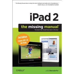 iPad 2: The Missing Manual (Missing Manuals)
