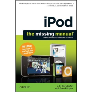 iPod: The Missing Manual (Missing Manuals)