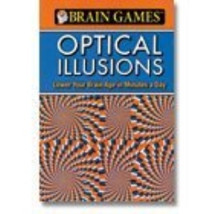 Optical Illusions - Brain Games (Paperback)