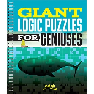 Giant Logic Puzzles for Geniuses