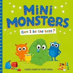 Mini Monsters: Can I Be The Best?