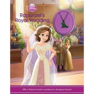 Disney Princess Rapunzel's Royal Wedding (Disney Charm Book)