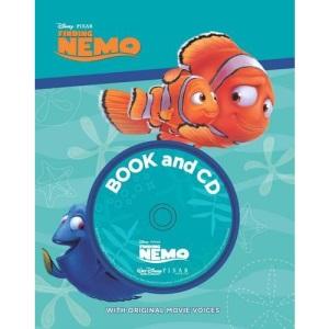 Disney Pixar Finding Nemo Book and CD (Disney Book & CD)