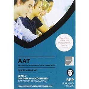 AAT Accounts Preparation: Question Bank