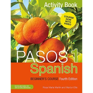Pasos 1 Spanish Beginner's Course (Fourth Edition): Activity book