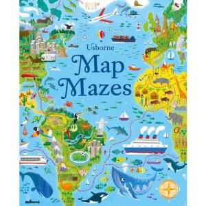 Map Maze Book