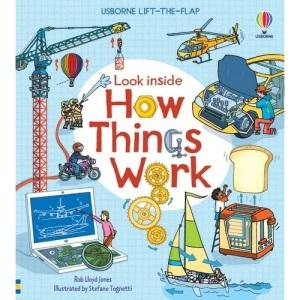 Look Inside How Things Work: 1