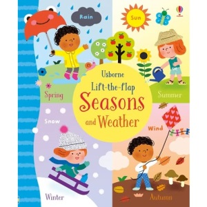 Lift-the-Flap Seasons and Weather: 1