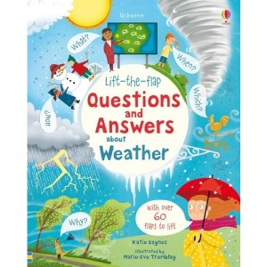 Lift-the-Flap Questions and Answers Weather: 1 (Questions & Answers)