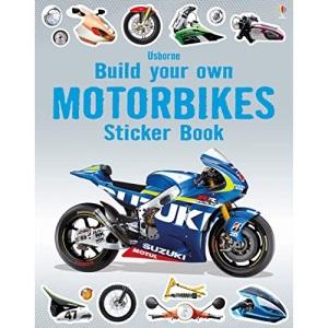 Build Your Own Motorbikes Sticker Book (Build Your Own Sticker Book): 1
