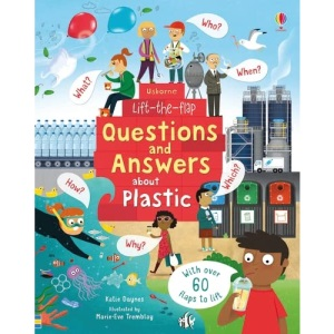Lift-the-Flap Questions and Answers About Plastic: 1 (Questions & Answers)
