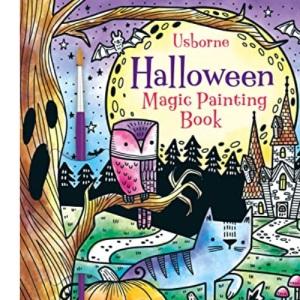 Magic Painting Halloween: 1 (Magic Painting Books)