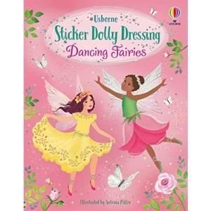 Sticker Dolly Dressing Dancing Fairies: 1