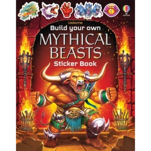 Build Your Own Mythical Beasts (Build Your Own Sticker Book)