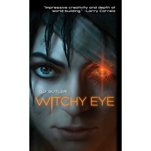 WITCHY EYE: 1 (Witchy War)