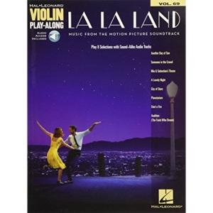 La La Land Violin Play-Along Volume 69 (Hal Leonard Violin Play-Along)
