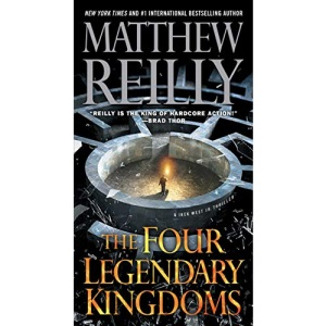 The Four Legendary Kingdoms, Volume 4 (Jack West, Jr.)