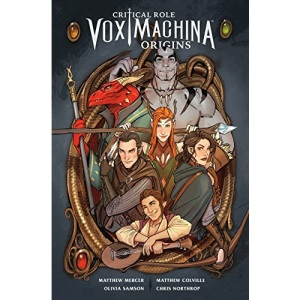 Critical Role Vox Machina: Origins Volume 1