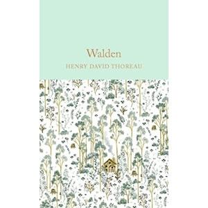 Walden: Henry David Thoreau (Macmillan Collector's Library)