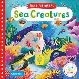 Sea Creatures (Campbell First Explorers)