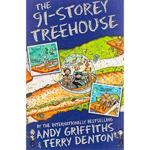 The 91-Storey Treehouse (The Treehouse Series)
