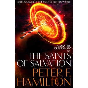 The Saints of Salvation: Peter Hamilton (The Salvation Sequence)