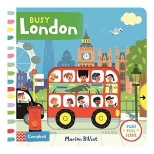 Busy London (Busy Books)