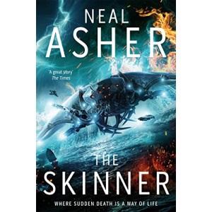 The Skinner: Neal Asher (Spatterjay)