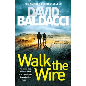 Walk the Wire: The Sunday Times Number One Bestseller (Amos Decker series)