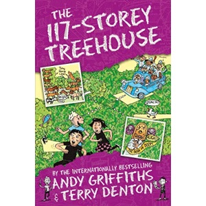 The 117-Storey Treehouse (The Treehouse Series)