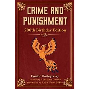 Crime and Punishment: 200th Birthday Edition