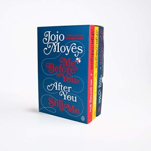 Me Before You, After You, and Still Me 3-Book Boxed Set (Me Before You Trilogy)