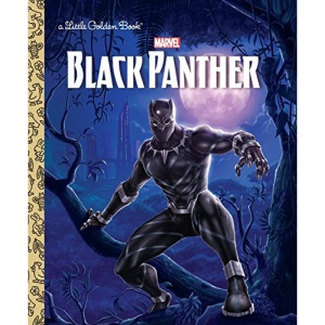 Black Panther (Little Golden Books)