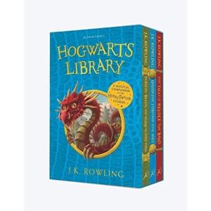 The Hogwarts Library Box Set: by J.K. Rowling