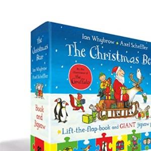 The Christmas Bear Book and Jigsaw Set (Tom and Bear)