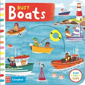 Busy Boats (Campbell Busy Books)