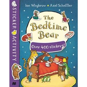 The Bedtime Bear Sticker Book (Tom and Bear)