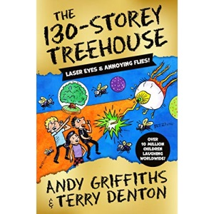 The 130-Storey Treehouse (The Treehouse Books) (The Treehouse Series)