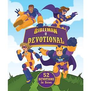 Bibleman Devotional: 52 Devotions for Heroes