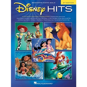 Beginning Piano Solo: Disney Hits 2nd Edition