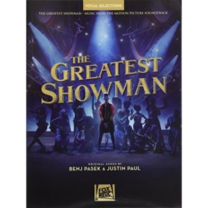 The Greatest Showman (Vocal Selections): Vocal Line with Piano Accompaniment