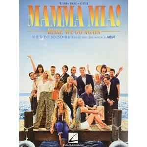 Mamma Mia! Here We Go Again (PVG): The Movie Soundtrack Featuring the Songs of Abba