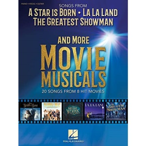 Songs from a Star Is Born, the Greatest Showman, La La Land and More Movie Musicals PVG: 20 Songs from 7 Hit Movie Musicals Including a Star is Born, the Greatest Showman, La La Land & More