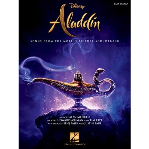 Aladdin: Songs from the Motion Picture Soundtrack (Easy Piano): Songs from the 2019 Motion Picture Soundtrack