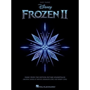 Frozen II - Easy Piano Music from the Motion Picture Soundtrack