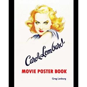 Carole Lombard Movie Poster Book