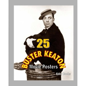 25 Buster Keaton Movie Posters